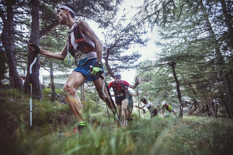 Il record: di corsa sul Rocciamelone in meno di due ore