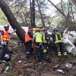 Cade un piccolo aereo sul Moncenisio, quattro feriti: due gravissimi