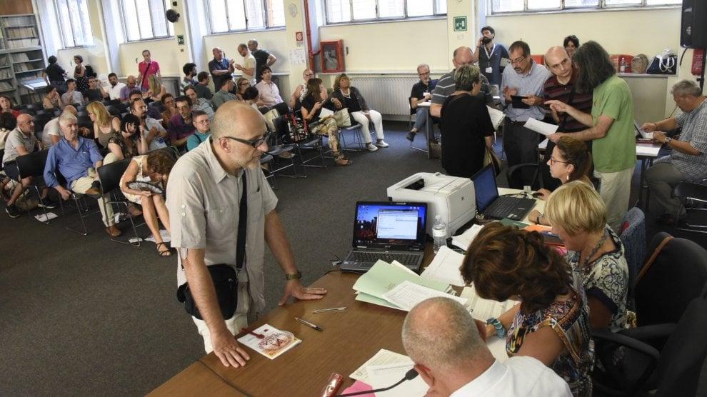 I volti dei futuri prof nelle scuole del Piemonte