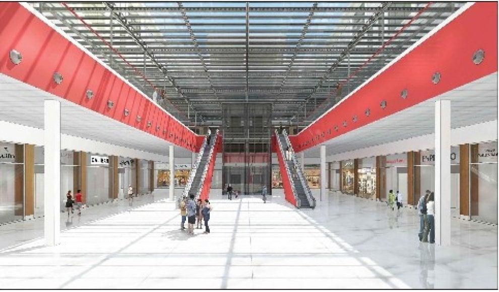 Ecco come cambierà il centro commerciale del Lingotto