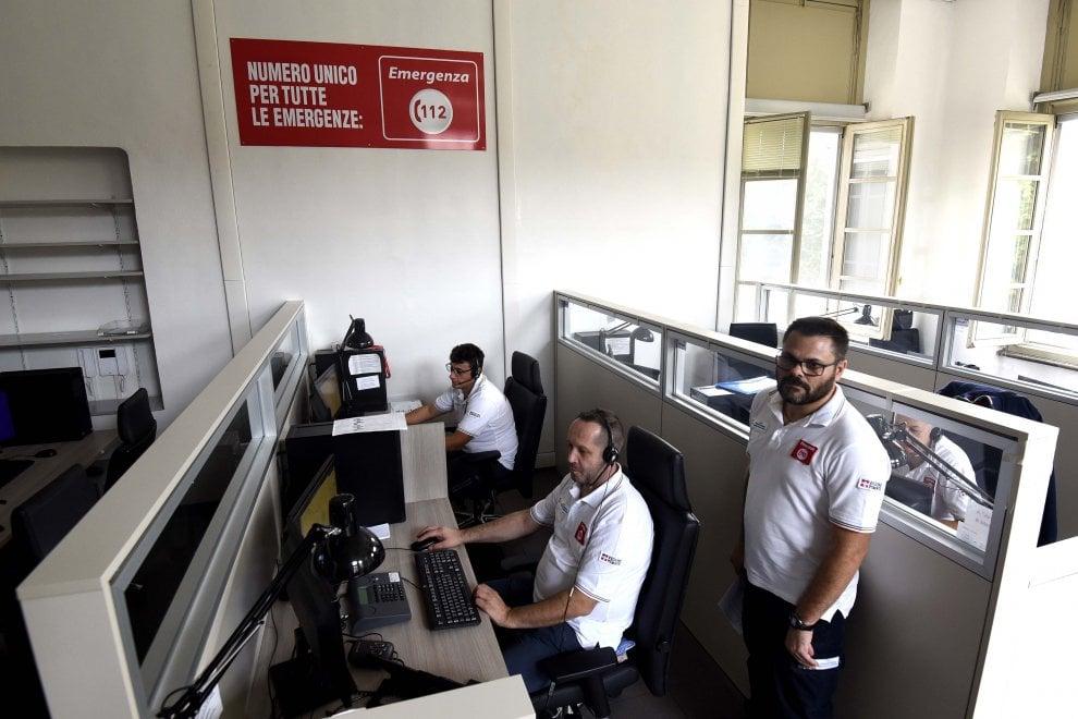 Torino, una giornata con gli operatori del 112