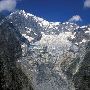 Ritrovato sul Monte Bianco il corpo di un alpinista scomparso negli anni 80