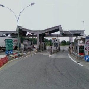 Chiude il casello autostradale di San Giorgio Canavese