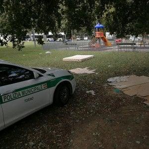 Controlli anti barbecue dei vigili nei parchi di Torino: fiocccano le multe
