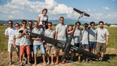 Icarus, il Politecnico di Torino mette le ali     con l'aereo progettato dagli studenti