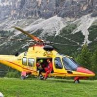 Trovato morto in un crepaccio l'escursionista disperso lungo la via normale