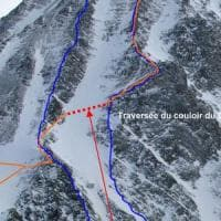 Alpinista italiano muore sul monte Bianco: stava discendendo nel