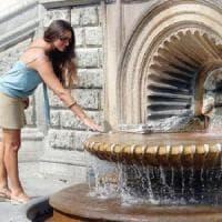 La siccità arriva anche ad Acqui: limiti all'uso dell'acqua potabile nella città delle terme