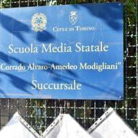 """Torino, lezioni  in anticipo alla media """"Alvaro -Modigliani"""""""