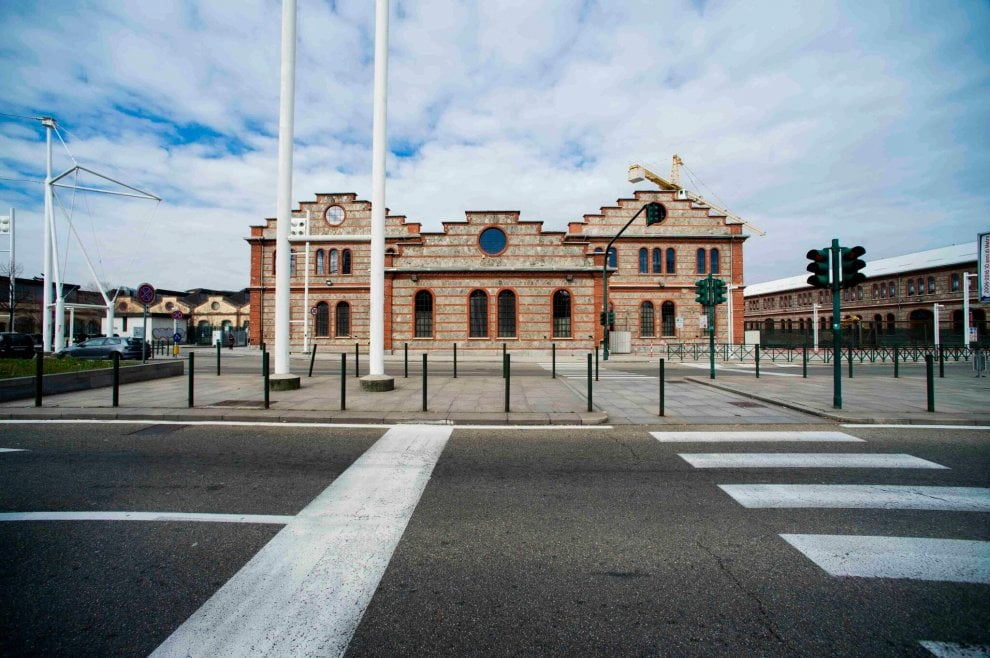 Torino, ecco il cantiere delle Ogr in una sequenza di immagini inedite