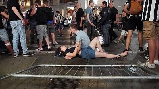 """Piazza San Carlo, gli inquirenti: """"Transenne non adatte e sistemate male hanno aggravato il caos"""""""