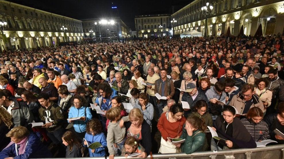 Piazza San Carlo, il ritorno agli eventi nel salotto di Torino