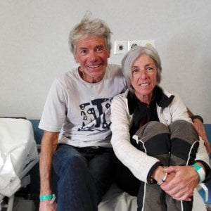 """Salvato dopo due notti sottozero sul Cervino la stella dell'alpinismo francese """"Gab"""""""