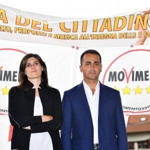 """Torino, Di Maio e Appendino: """"Con i Cinque Stelle al governo stop alla Torino-Lione"""""""