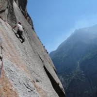 Gran Paradiso, alpinista di 27 anni precipita e muore sotto gli occhi del compagno di cordata