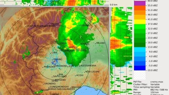 """Arriva Live Storm, l'app dell'Arpa per avere piogge e temporali """"sotto controllo"""""""