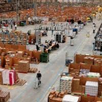 Vercelli, apre il maxi-hub di Amazon: un aspirapolvere il primo prodotto