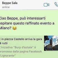 """Torino, gara di rutti: la sindaca sceglie l'ironia e scrive a Sala: """"Ti interessa?"""""""