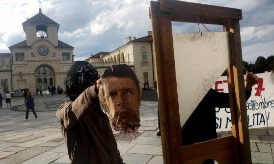 """""""Sul G7 che sfuma un silenzio assordante, è la resa di Torino ai decapitatori di fantocci"""""""