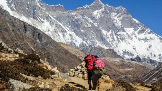 Alpinista cuneese di 70 anni scompare durante un trekking sull'Himalaya