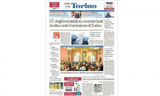 Torino tagliata fuori dal G7: le cinque domande di Repubblica a cui la sindaca rifiuta di rispondere