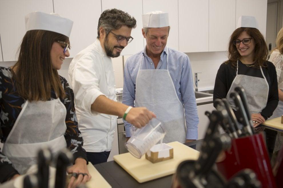 Torino, nella casa più bella del mondo lo chef Baronetto cucina con ...