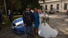 Vercelli: il poliziotto si sposa, le nozze le celebra il questore