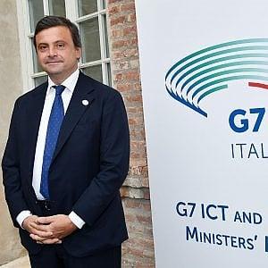 """G7, il ministro Calenda: """"Venaria grande sede, se tutti gli esili fossero così..."""""""