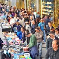 Torino, Portici di Carta arriva a 128 bancarelle e si allarga a via Sacchi