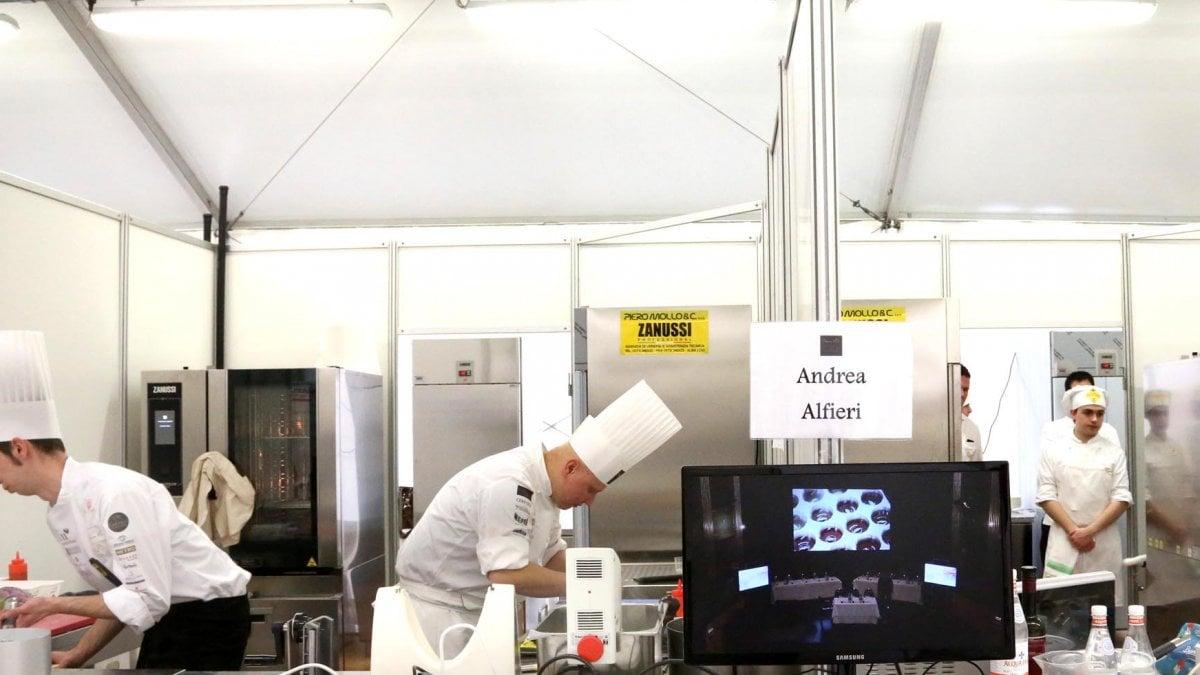 Alba quattro giovani chef italiani in corsa verso il for Quattro ristoranti torino