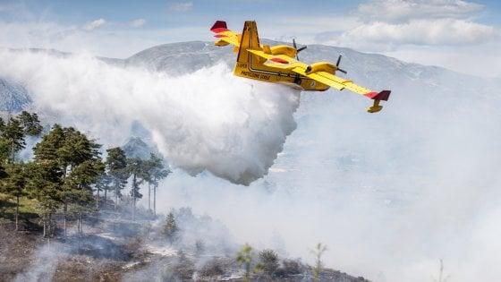 """La siccità fa scattare l'allerta incendi in tutto il Piemonte. La Protezione civile: """"Pericolo massimo"""""""