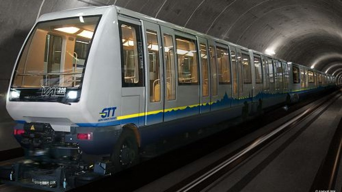 Torino linea 2 del metr ennesimo colpo di frenata - Uffici gtt porta nuova ...