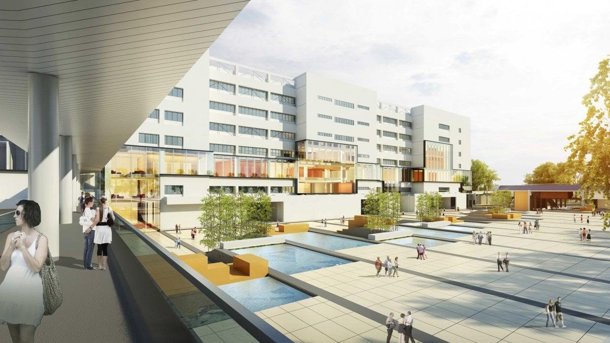 L 39 architetto torinese bonino ricostruisce il lingotto nell 39 ex fabbrica in cina - Lavoro architetto torino ...