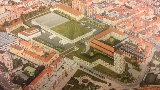 Studenti, e-commerce, spazi pubblici, così cambiano le Officine Grandi Motori di Torino