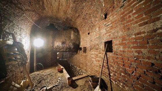 """Torino, ecco la fortezza sotterranea """"ritrovata"""" 400 anni dopo"""