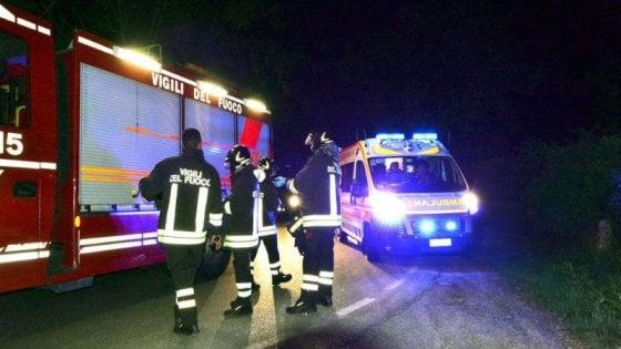 Auto fuori strada sulla Provinciale Una delle vittime era di Catania