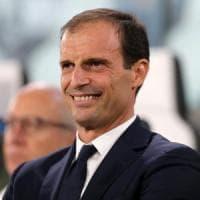 Juventus, Allegri: ''L'estetica non mi interessa, ora contano i punti''