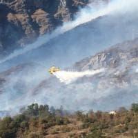 La Valsusa brucia ancora: case evacutate a Caprie e Rubiana, salvata una