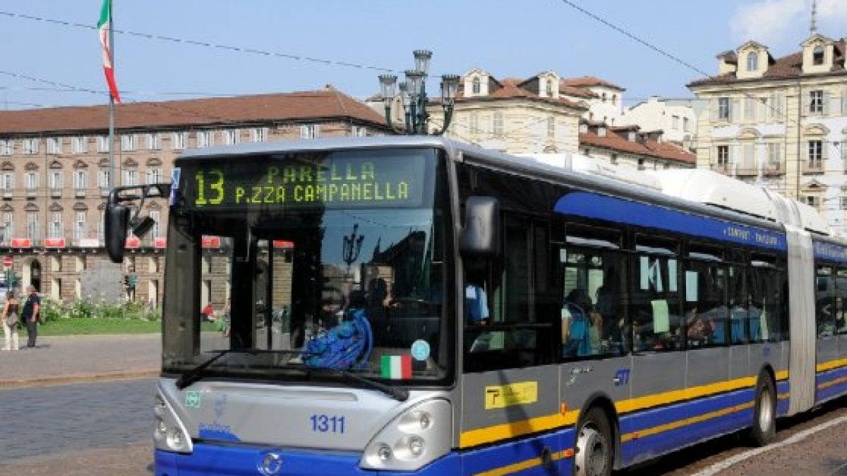 Torino venerd si fermano per quattro ore bus e for Quattro ristoranti torino