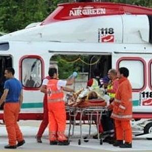 Val d'Aosta: crollo la parete di uno scavo: operaio muore sepolto dal terriccio