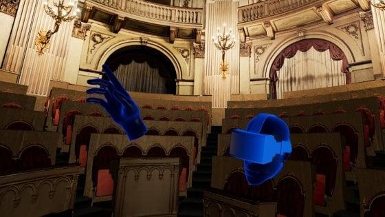 Con visore e joystick la visita ai musei torinesi diventa virtuale