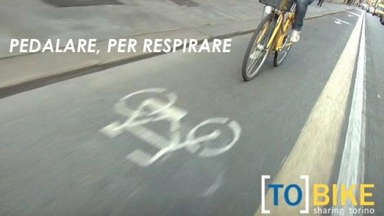 """""""Pedalare, per respirare"""", nel mese di novembre una settimana gratis sulle bici gialle"""
