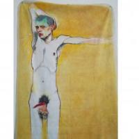 Torino, Paratissima mette a nudo Fassino: il quadro con i marò scatena le polemiche