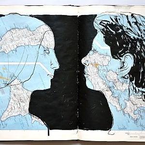Gli atlanti mentali di Bogdan Pavlovic a Paratissima