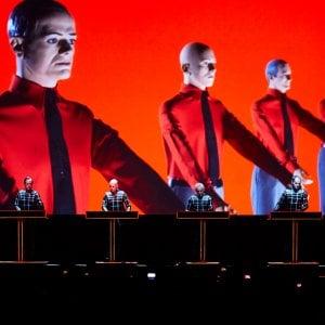 new style 2dbc8 61faa Kraftwerk alle Ogr in esclusiva nazionale, Gigi D'Alessio fa ...