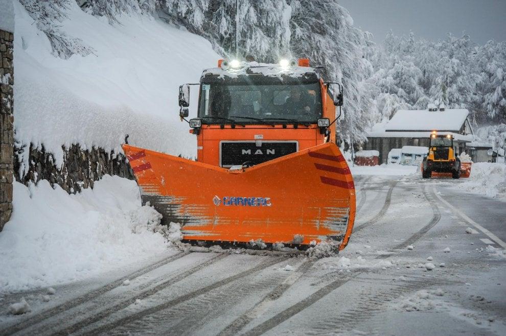 Pratonevoso si sveglia sotto un metro di neve, la prossima settimana si scia