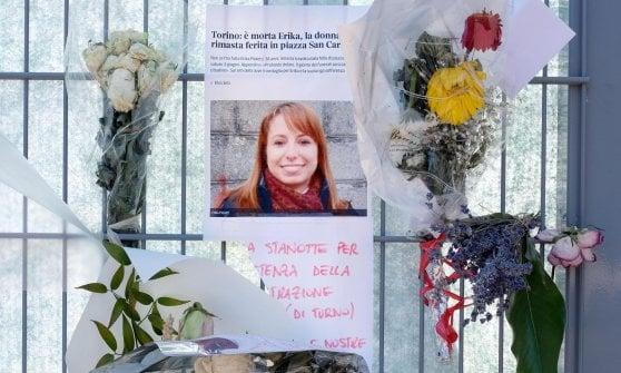 """Piazza San Carlo, la trappola delle transenne: """"Erika morta schiacciata mentre cercava una via d'uscita"""""""