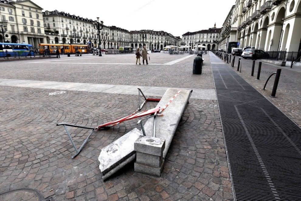 """Il salotto più grande di Torino """"ferito"""" dall'incuria"""