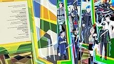 Carabinieri, il torinese Nespolo dipinge a colori  i valori dell'Arma