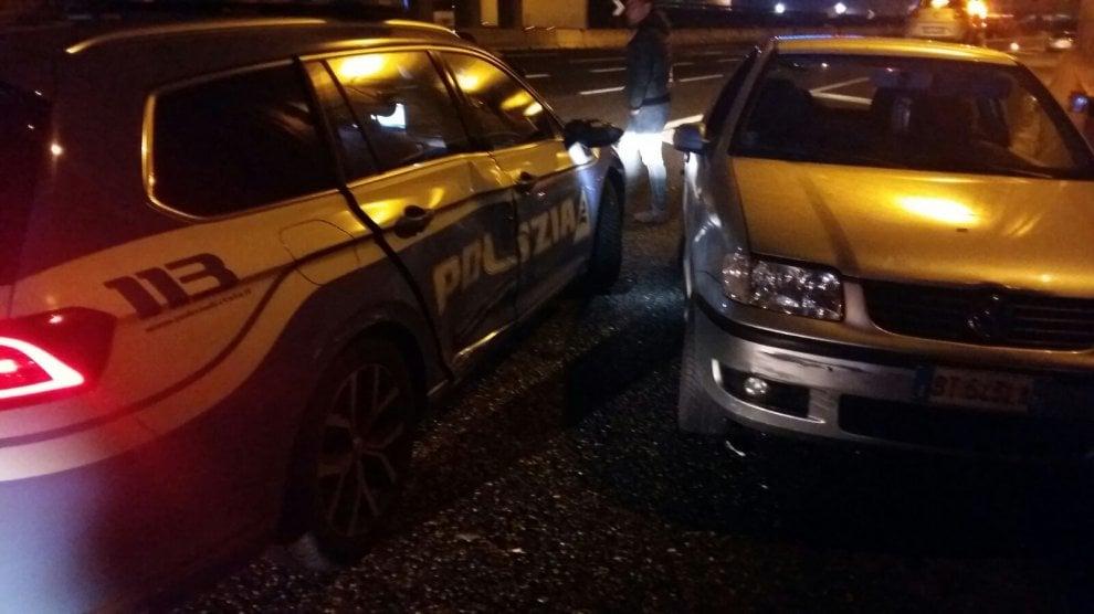 Torino, grave un uomo investito in tangenziale mentre chiedeva soccorso